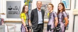 Slater Heelis Sunsport Velo Cycling Sponsorship