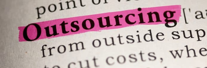 The rights of 'out-sourced' workers