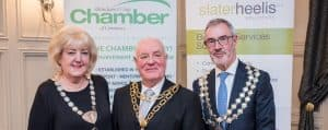 Mike Fox, Slater Heelis, President of Altrincham and Sale Chamber of Commerce