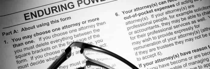 When should an Enduring Power of Attorney be registered?