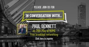 in conversation with paul dennett, mayor of salford