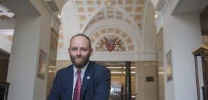 paul dennett mayor of salford