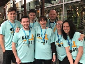 Slater Heelis Great Manchester Run