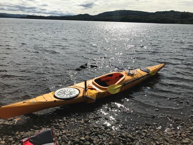 3 lakes challenge start